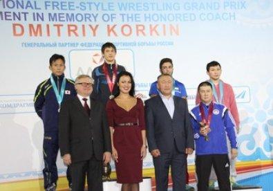 Международный турнир серии гран – при по вольной борьбе памяти Д. П. Коркина